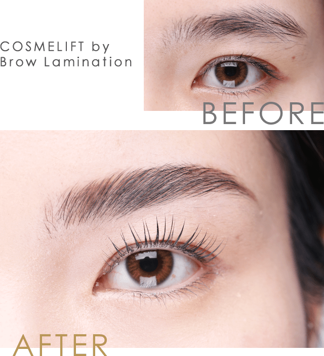 BROWスタイリング(Brow Lamination/Brow It/Brow Lift)